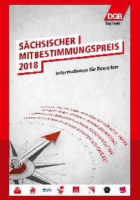Titelseite Mitbestimmungspreis