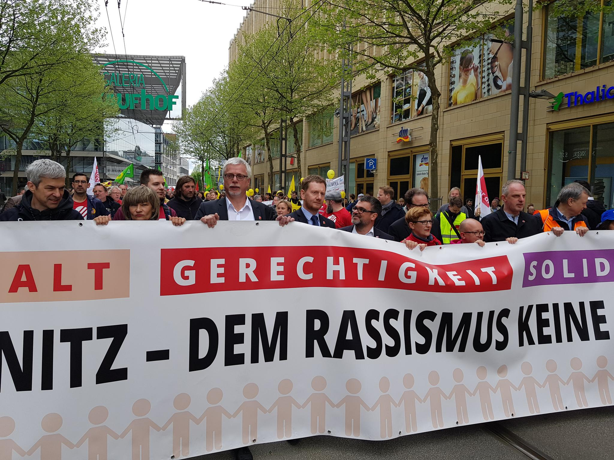 Front-Transparent in Chemnitz