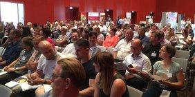 Konferenz von personal- und Betriebsräten am 28. juni in Dresden