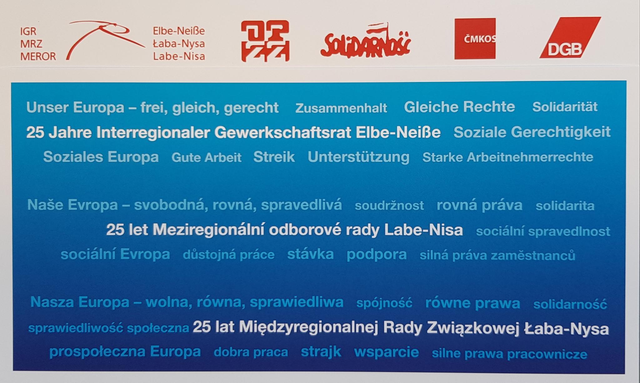 25 Jahre IGR Elbe-Neiße