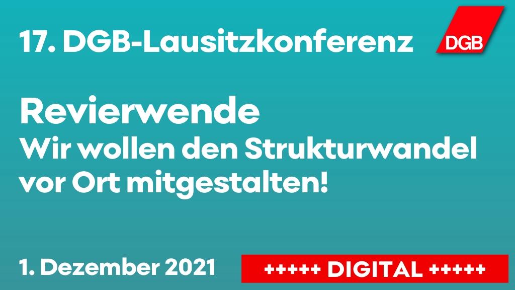 17. Lausitzkonferenz
