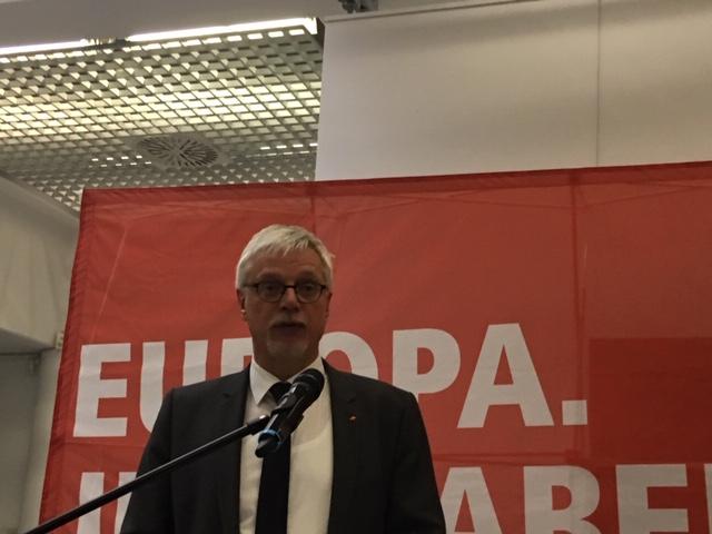 Markus Schlimbach: Angleichung muss weitergehen