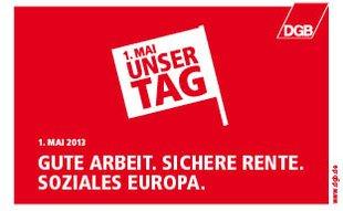 Motto zum 1. Mai 2012