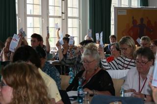 Foto Teilnehmerinnen