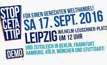 Logo Demo Leipzig