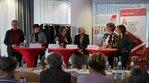 Impressionen der Veranstaltung am 24.3. in Dresden